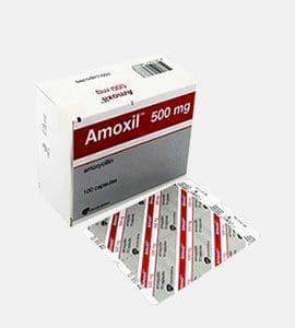 Amoxil (Amoxicilline)