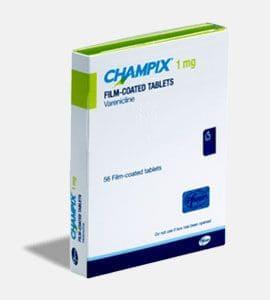 Champix (Varenicline)
