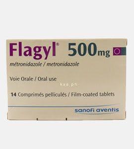 Flagyl (Métronidazole)