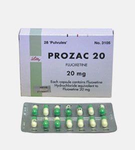 Prozac (Fluoxetin)