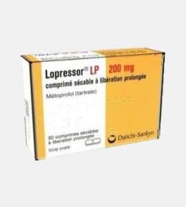 Lopressor (Metoprolol)