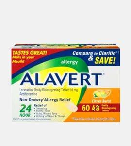 Alevert (Cyproheptadine)