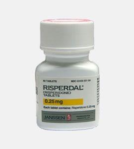 Risperdal (Generic)