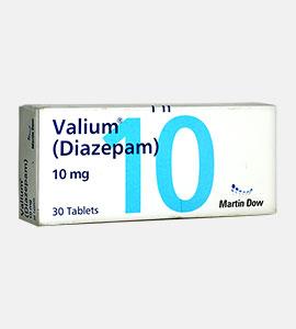 Valium(Diazepam) by Martin Dow