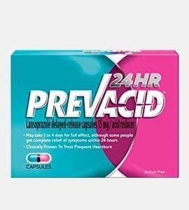 Prevacid (Lansoprazole)