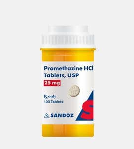 Phenergan (Promethazine)